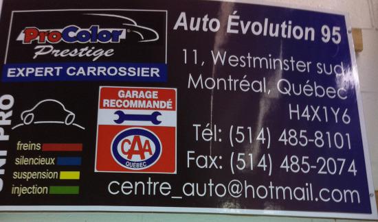 Auto Evolution 95