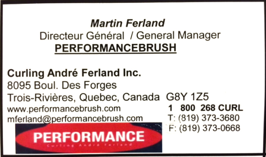 Performance Brush